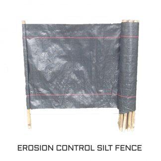 Erosion Control Fencing