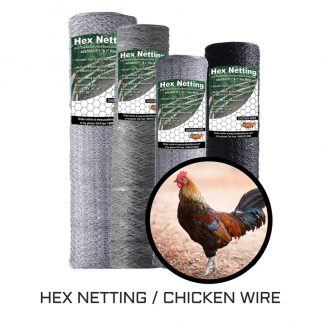 Hex Netting - Chicken Wire